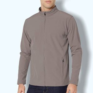 Other - Men's soft shell jacket 4x-Large Gray